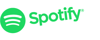 the Spotify logo rotated