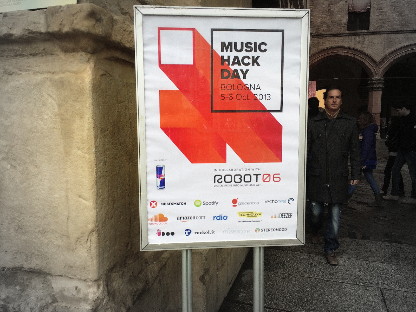 Music Hack Day Bologna